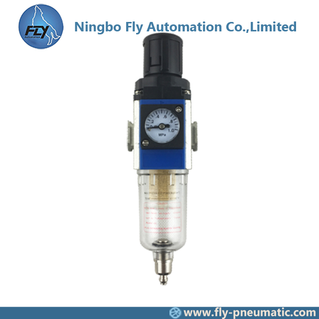 GFR200-06 GFR200-08 group air preparation Airtac precision GFR series automatic Filter Regulator