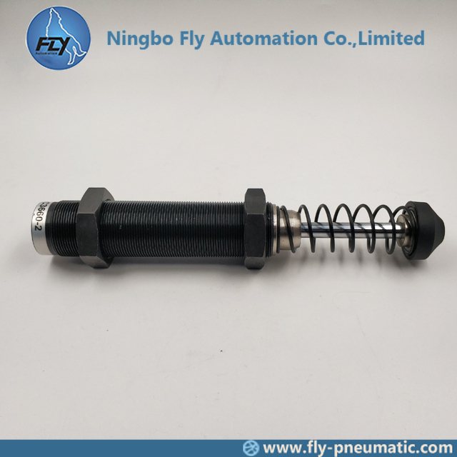 AC3660-2 Bore 36mm Stroke 60mm Airtac Oil Pressure Buffer Hydraulic Shock Absorber