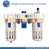 BC3000 Airtac Pneumatic Preparation unit BC series 3/8 inch precision air Components Filter regulator lubricator
