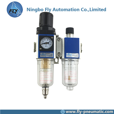 GFC200-06 GFC200-08 Pneumatic Components Airtac control unit GFC series precision Regulator filter