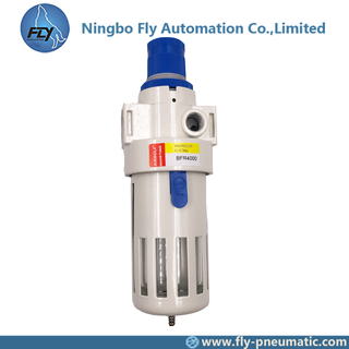 "BFR4000 Airtac automatic Air source treatment unit 1/2"" BFR series precision Pneumatic Components Filter Regulator"