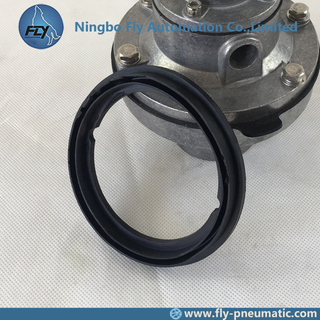 "1.5"" BFEC DMF-Y-40S Dust Collector O-ring Nitrile Seals"